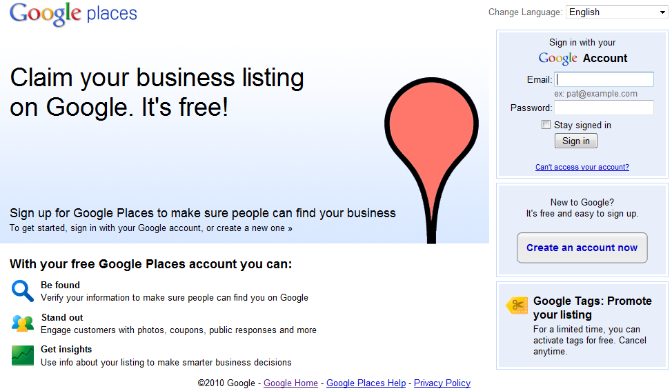 Get local with your SEO